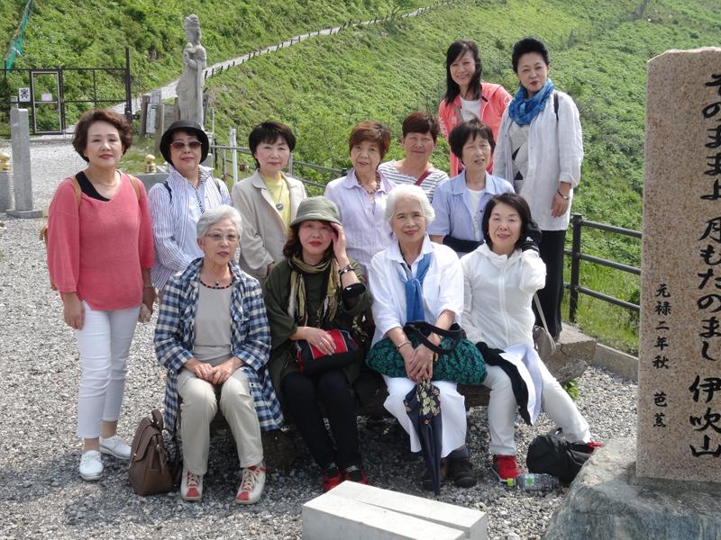 2019.6.19 会員親睦旅行「伊吹山散策の旅」