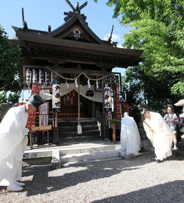 柳まつり:柳の宮神社例大祭