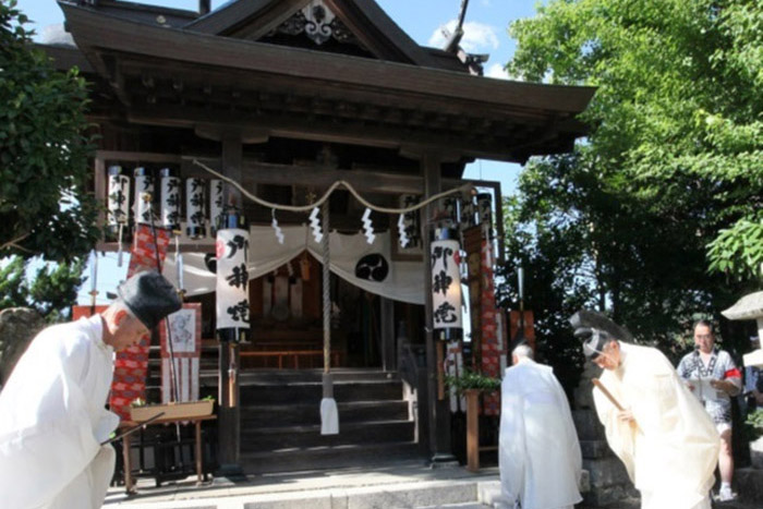 柳の宮神社