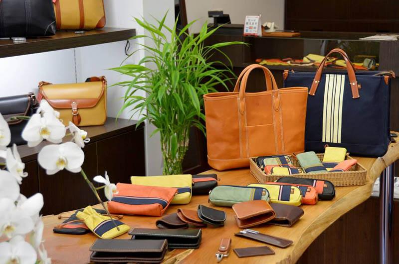 セールスコーナー:エンドー鞄イメージ01